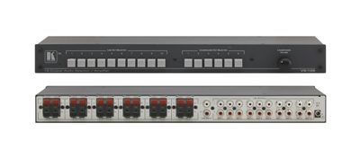 Kramer Introduces the VS-106 16-Output Audio Switcher/Amplifier